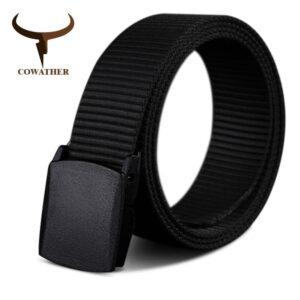 Nylon material Mens belt Military Outdoor Male Female