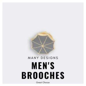 Men Brooches